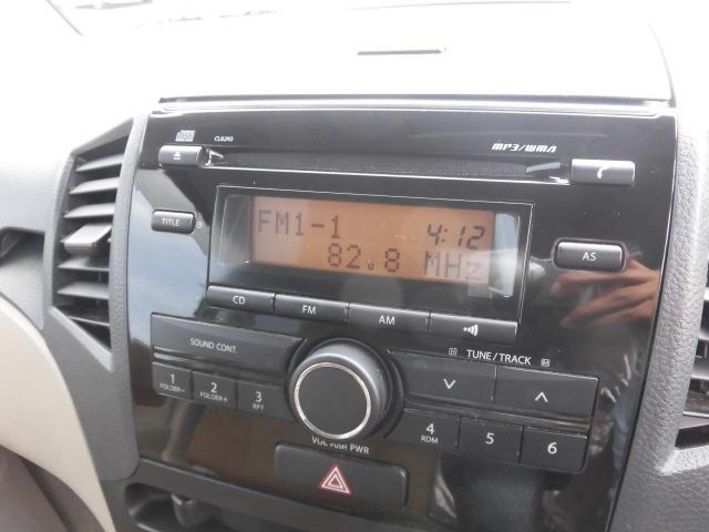 日産 ルークス Eタイプ 4WD 純正オーディオ シートヒーター スマートキ