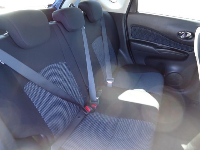 日産 ノート X Vセレクション+セーフティブレーキ 横滑り防止