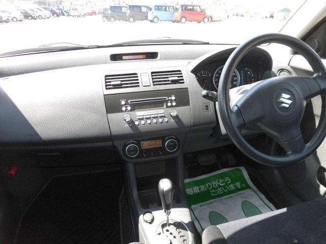 スズキ スイフト 1.3XG 4WD 純正オーディオ シートヒーター 社外AW