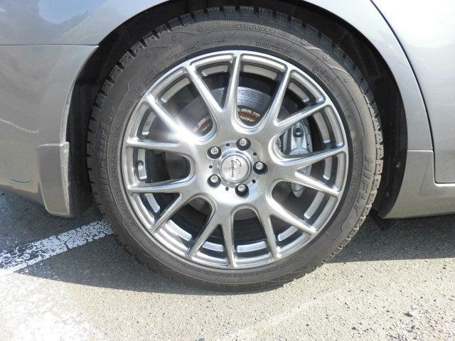 日産 スカイライン 350GT タイプP 本革シート パワーシート HIDライト