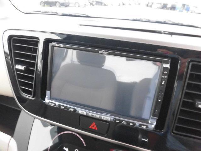 日産 デイズルークス X 社外HDDナビ アラウンドビューモニター 左側電動ドア