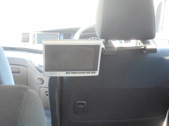 プラタナ HDDナビ DVD再生 後席モニター 左側電動ドア(6枚目)