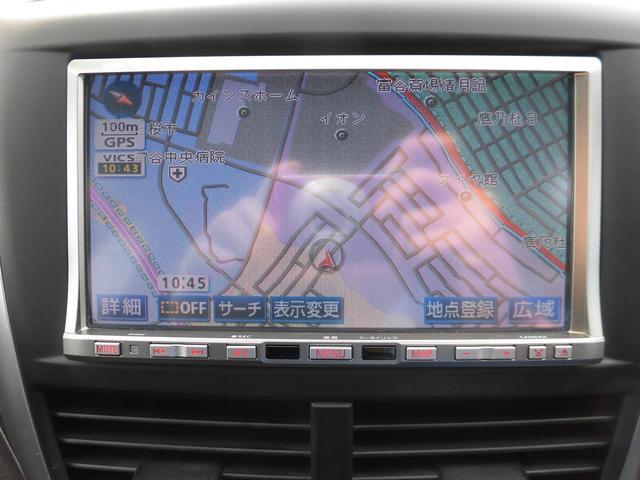 WRX STI Aライン 純正HDDナビTV 本革 ETC(8枚目)
