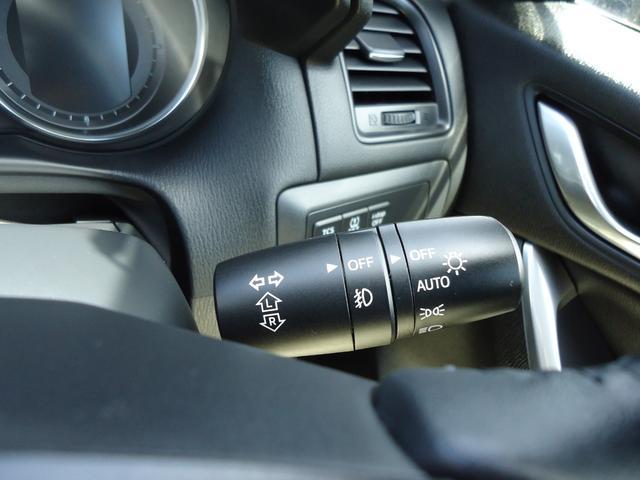XD Lパッケージ とは…エンジンにディーゼルターボを採用し、ブレーキサポートなどの安全装備、高級感のあるフルレザーシートがついた上級グレード。マツダのクリーンディーゼルエンジンは力強さと燃費の良さを両立しています。(18枚目)