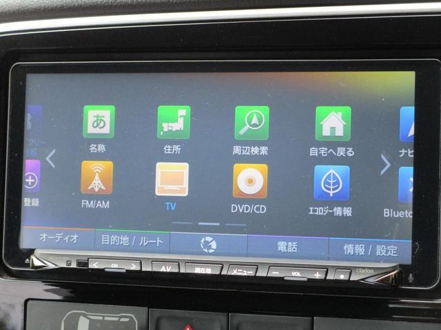 Gセーフティパッケージ 4WD 純正ナビ フルセグTV CD DVD再生可 Bluetooth接続可 ミュージックプレイヤー接続可 ワンオーナー キーレスプッシュ HIDヘッドライト 衝突被害軽減システム ハーフレザーシート ETC(12枚目)