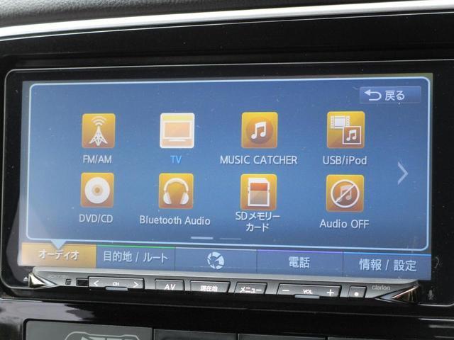 Gセーフティパッケージ 4WD 純正ナビ フルセグTV CD DVD再生可 Bluetooth接続可 ミュージックプレイヤー接続可 ワンオーナー キーレスプッシュ HIDヘッドライト 衝突被害軽減システム ハーフレザーシート ETC(13枚目)