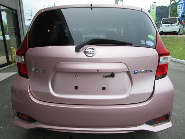 e-パワー X 社外メモリーナビ 衝突被害軽減装置 Bカメラ オートライト ETC スマートキー プッシュスタート 盗難防止装置 横滑り防止 衝突安全ボディー アイドリングストップ 車線逸脱時警報装置 オートA/C(9枚目)
