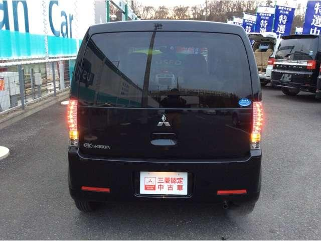 三菱 eKワゴン MX 三菱認定中古車