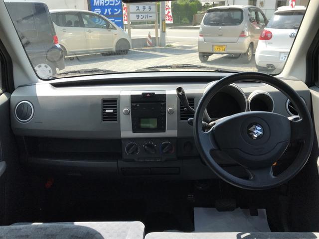 スズキ ワゴンR 社外アルミホイール CD キーレス ベンチシート