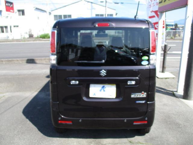 ハイブリッドX 4WD両側パワースライドドア届出済未使用車 社外ナビ・TV・CD・DVD バックカメラ(6枚目)