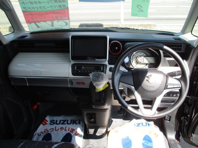 ハイブリッドX 4WD両側パワースライドドア届出済未使用車 社外ナビ・TV・CD・DVD バックカメラ(17枚目)