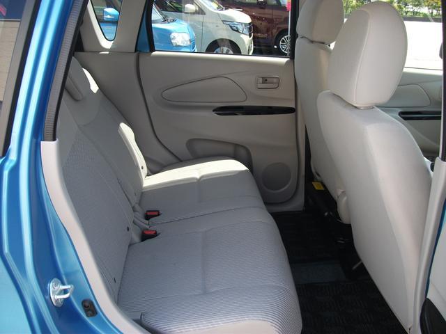 日産 デイズ J 助手席スライドアップシート 福祉車両