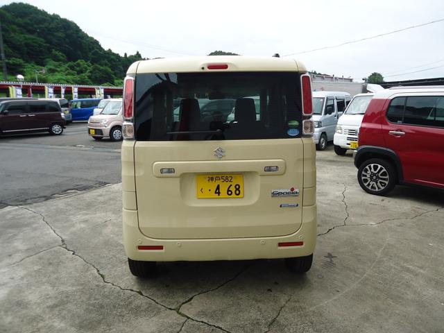 「スズキ」「スペーシア」「コンパクトカー」「福島県」の中古車6