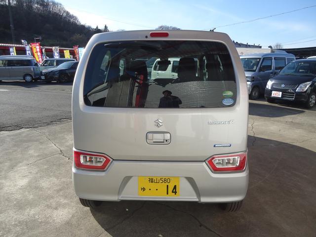 「スズキ」「ワゴンR」「コンパクトカー」「福島県」の中古車6