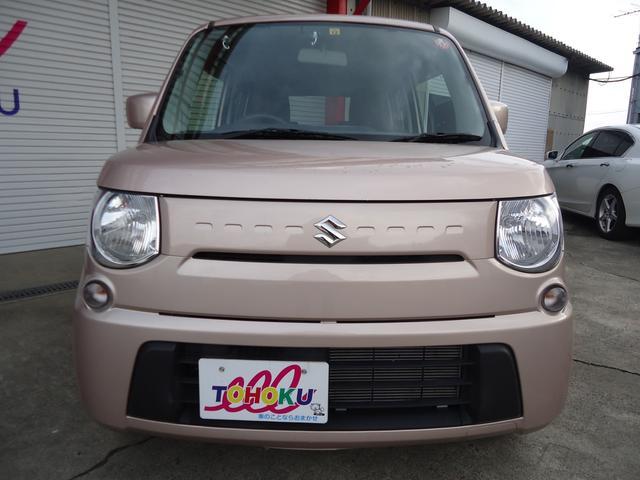 「スズキ」「MRワゴン」「コンパクトカー」「福島県」の中古車8