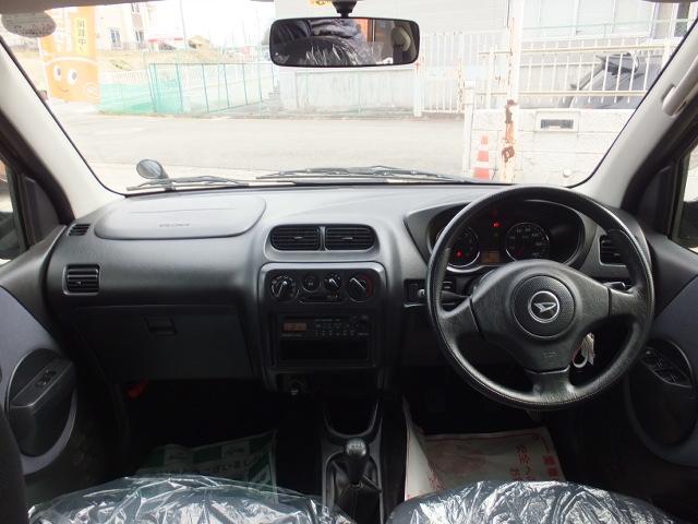 ダイハツ テリオスキッド L 4WD ターボ 5速マニュアル HID