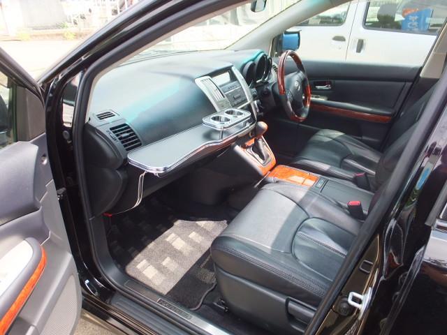 トヨタ ハリアー 240G Lパッケージ 22AW ベンツグリル カスタム車