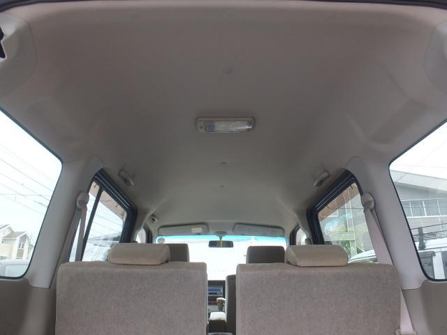 カスタムターボRSリミテッド 4WD パワースライド ナビTV(11枚目)
