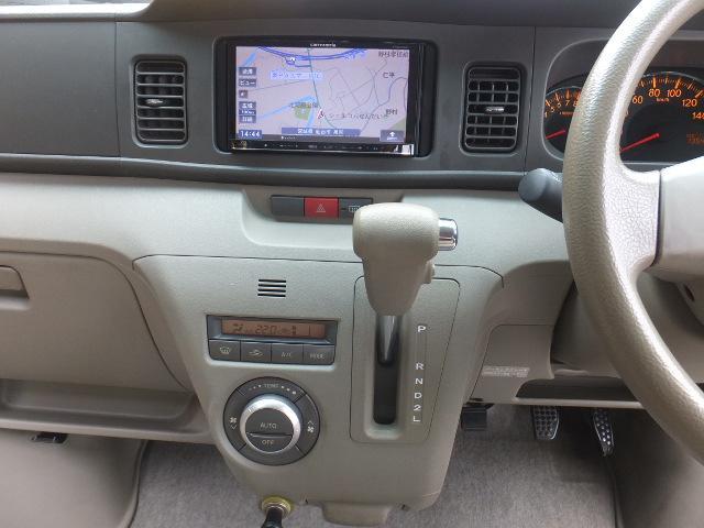 カスタムターボRSリミテッド 4WD パワースライド ナビTV(16枚目)