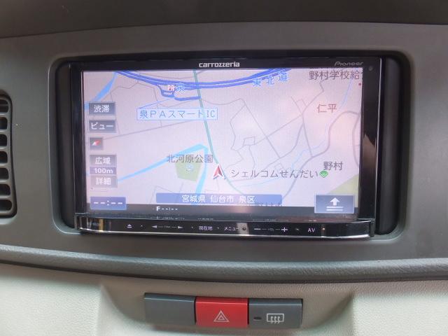 カスタムターボRSリミテッド 4WD パワースライド ナビTV(18枚目)