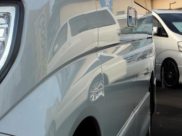 日産 エルグランド ハイウェイスター 4WD 電動ドア HDDナビ ハーフレザー
