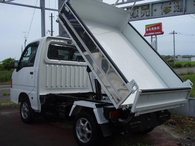 スバル サンバートラック 4WD ダンプ PSU