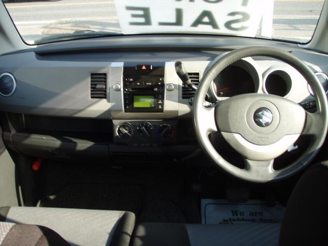 スズキ ワゴンR 4WD FX-Sリミテッド
