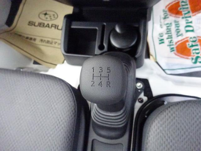 スバル サンバートラック 4WD TB エアコン パワステ ABS 寒冷地仕様車