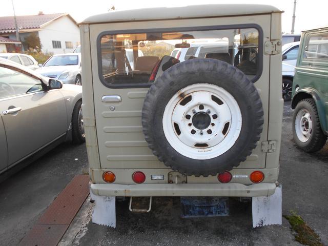 スズキ ジムニー バンタイプ 4WD