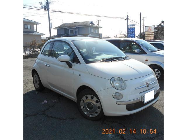 「フィアット」「500(チンクエチェント)」「コンパクトカー」「宮城県」の中古車4