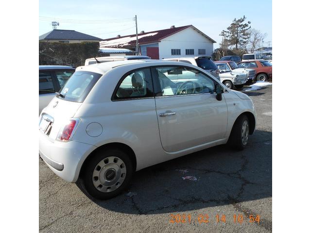 「フィアット」「500(チンクエチェント)」「コンパクトカー」「宮城県」の中古車6