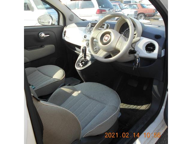 「フィアット」「500(チンクエチェント)」「コンパクトカー」「宮城県」の中古車9