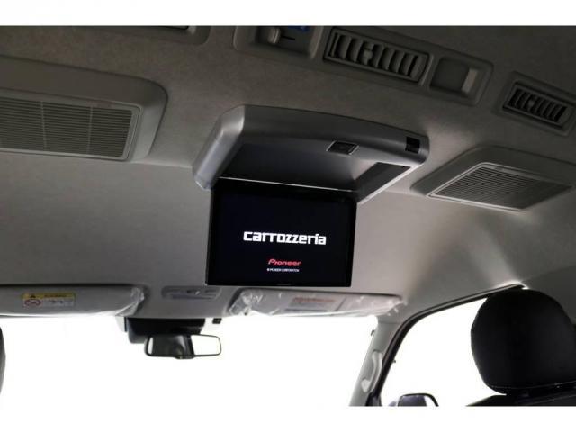 カロッツェリア製地デジメモリーナビ&フリップダウンモニター付きで楽しいドアライブを♪安心のメーカーオプションバックカメラ(ナビ出力加工済み)!必須アイテムのビルトインETC付き!