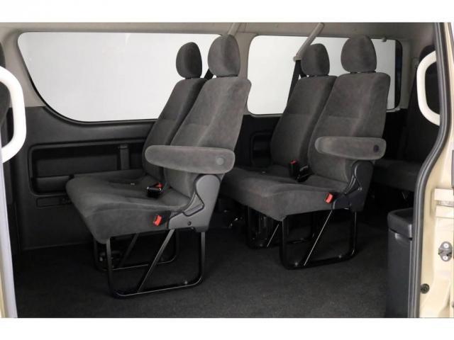 追加でシートカバーも装着可能です!