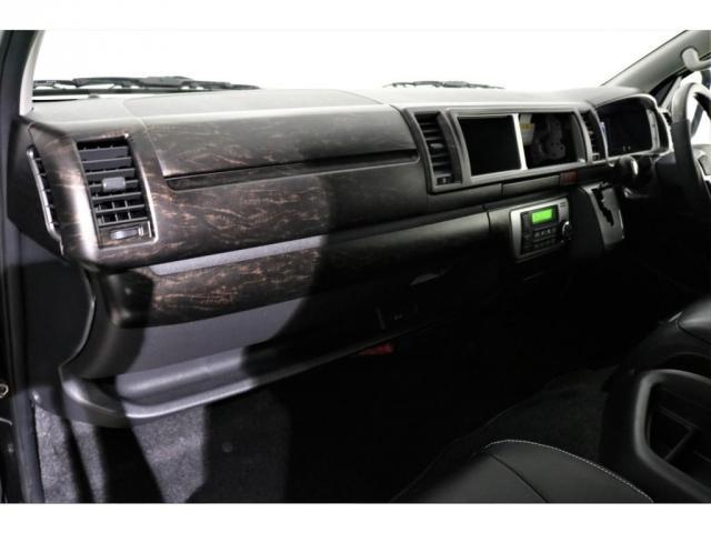 GL ワゴンGL4WDラウンジタイプワゴンFLEX Ver1内装ナビフリップダウンモニターフロントエアロローダウン18インチアルミホイールブラックマイカ新車コンプリート車両(2枚目)