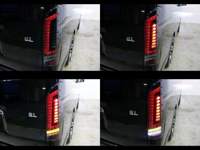 GL ワゴンGL4WDラウンジタイプワゴンFLEX Ver1内装ナビフリップダウンモニターフロントエアロローダウン18インチアルミホイールブラックマイカ新車コンプリート車両(12枚目)