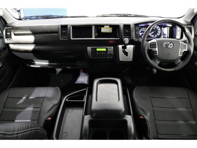 GL ワゴンGL4WDラウンジタイプワゴンFLEX Ver1内装ナビフリップダウンモニターフロントエアロローダウン18インチアルミホイールブラックマイカ新車コンプリート車両(13枚目)