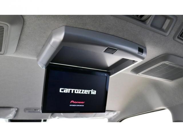 GL ワゴンGL4WDラウンジタイプワゴンFLEX Ver1内装ナビフリップダウンモニターフロントエアロローダウン18インチアルミホイールブラックマイカ新車コンプリート車両(19枚目)
