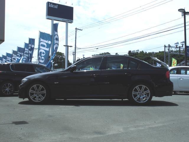 BMW BMW 320i Mスポーツパッケージ 純正HDDナビ 後期直噴Eg