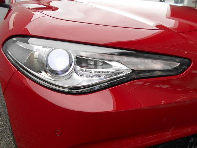 バイキセノンヘッドライト、LEDデイタイムランニングライト付になります。