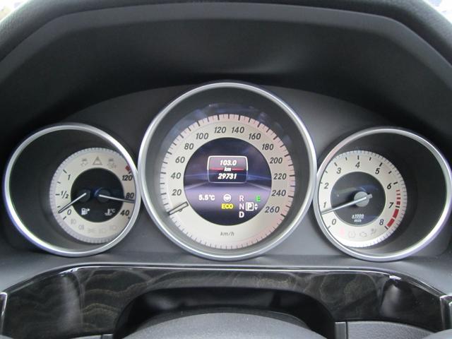 E250 アバンギャルドAMGスポーツP レーダーS LED(10枚目)