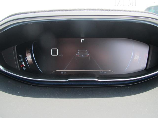 GTライン ブルーHDi 半革 LED シートヒーター(10枚目)
