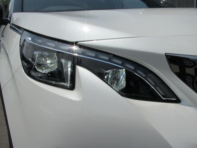 GTライン ブルーHDi 半革 LED シートヒーター(19枚目)
