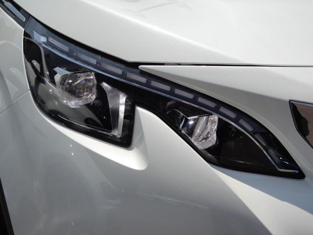GTライン ブルーHDi 半革Pシート LEDライト バックカメラ サンルーフ ACC 衝突軽減 レーンキープ カープレイ対応 シートヒーター ブラインドスポット 純正18AW 新車保証継承(19枚目)