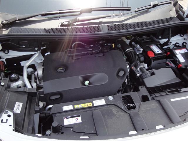 GTライン ブルーHDi 半革Pシート LEDライト バックカメラ サンルーフ ACC 衝突軽減 レーンキープ カープレイ対応 シートヒーター ブラインドスポット 純正18AW 新車保証継承(20枚目)