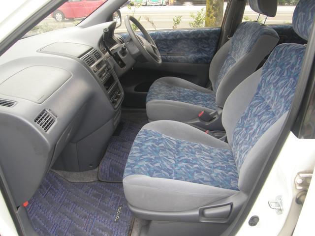 トヨタ イプサム ベースグレード 4WD キーレス 電格ミラー