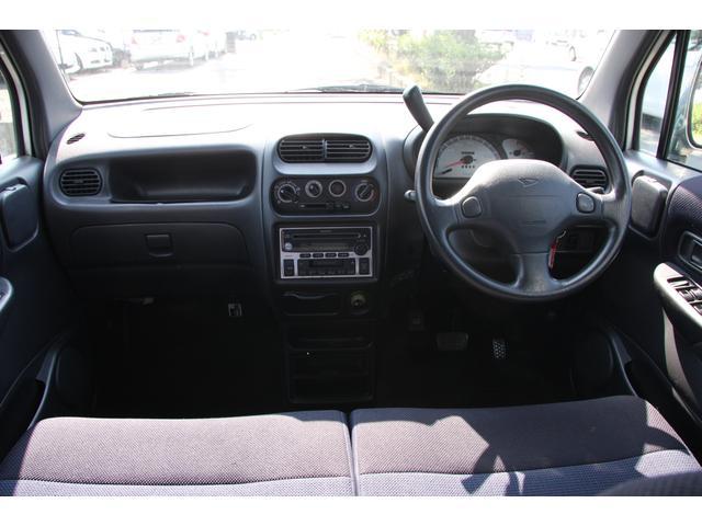 ダイハツ ムーヴ CL 4WD キーレス CD