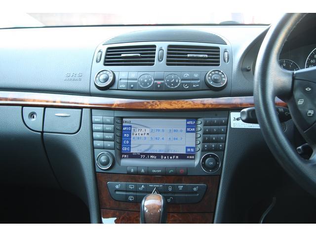 メルセデス・ベンツ M・ベンツ E240ステーションワゴン 黒革パワーシートETCサンルーフ