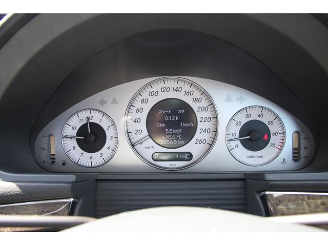 E350 アバンギャルド 本革パワーシート ETCサンルーフ(18枚目)