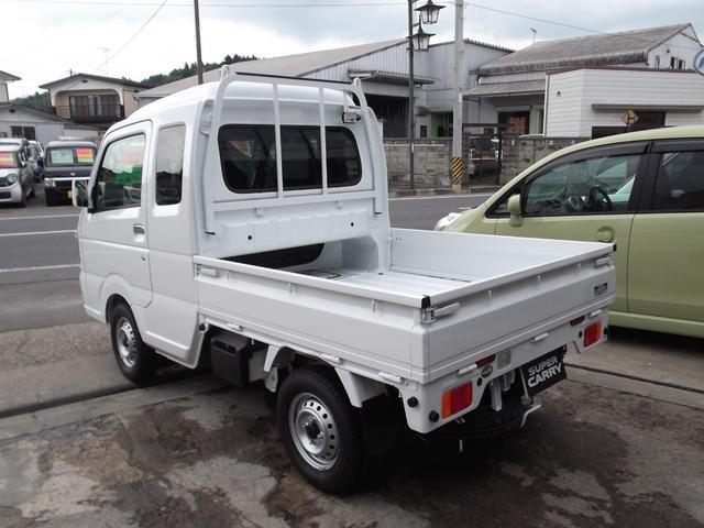 「スズキ」「スーパーキャリイ」「トラック」「宮城県」の中古車4